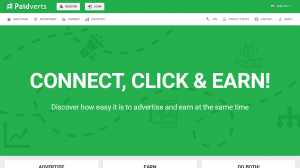 Ojooo com - Watching Ad - Paid to click advertisement
